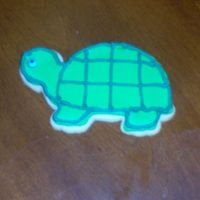 Turtle Cookie