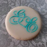 Monogramed Wedding Favor OMG! First time I've tried monogramming with a stencil. I had 235 to do. I loved them! Customer loved them! Notes to self. Next time,...