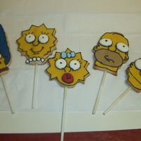 The Simpsons NFSC with MMF accents. TFL