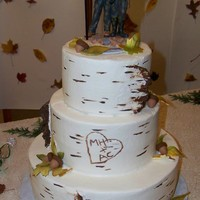 Paper Birch Wedding THANK YOU to thoes who had input on this. And a big thank you to khoudek for all you time and explaining. simple buttercream filling in a...