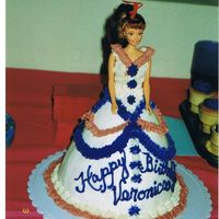 Doll Cake doll cake for my dd's 3rd bday.