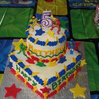 Power Rangers Mystic Force Birthday Cake This was for my oldest son's 5th birthday. He loves the Power Rangers and I incorporated ideas from other CC postings. THANK YOU for...