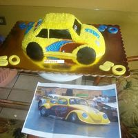 Volkswagen BC AND FONDANT