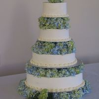 Julie's Wedding Cake