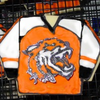 Rit On Top Of Ri Hockey Jersey Cookie