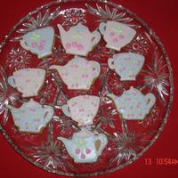 Tea Cups Cookies