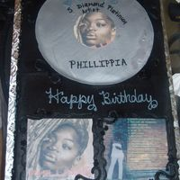 Phillipia Platinum Album Case Cake Rising artist released album and is speaking the album's platinum status into existance. She has done music for Tyler Perry as well as...