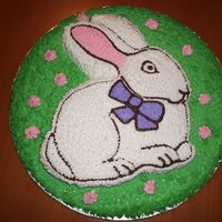Dessert For Easter   This is one of my first cakes.