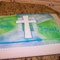 Baptism Made for my grandsons baptisim