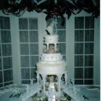 Sherry's Cake This cake was a pure labor of love.This young woman and I were the best of friends. The cake had many different fillings.There is even cake...