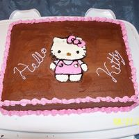 Hello Kitty Fbct  This was my first time doing a FBCT. I learned to never again use piping gel for the outline, definately need regular icing. This was also...