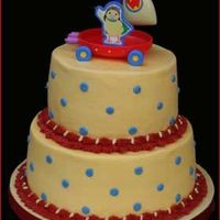 Wonder Pets Simple but cute. BC icing. Wonderpets topper