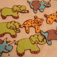 Baby Animals In Chocolate Baby animals inspired by the Whimsical Bakehouse creations. Thanks for viewing!