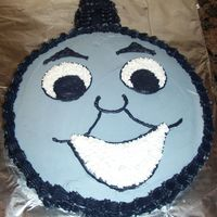 Thomas The Train This is the first Thomas the Train cake I've done. It was for my son's 3rd BD. I wasn't too crazy about it, but as soon as...