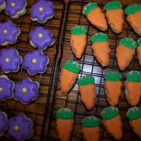 Cookies   cut-out cookies with RI