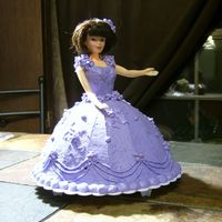 Purple Princess This is a tester that I made last week.a