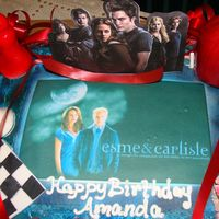 004.jpg  For my daughter, this is her favorite cake and a favorite of almost all of her senior classmates! 1/2 sheet chocolate cake with buttercream...