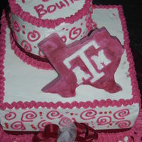 Grad Cake Proves I will do anything for money (I am a longhorn fan!)!!!
