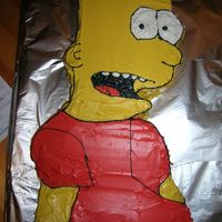 Bart Made this one for a friend of mine. Huge Bart fan