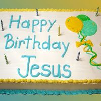 "Happy Birthday Jesus! Each year our church holds a special ""Happy Birthday Jesus"" celebration the Sunday following Christmas. This year we did sheet..."