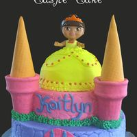 "Lovely Princess Dora this was a single layer 10"" and 8"" round with the half ball pan on top for the dress. Dora is a plastic ""ballerina dora&quot..."