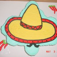 Cinco De Mayo Cupcakes Did these for a little girl who was born on Cinco de mayo for her classroom party.