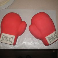 Boxing Gloves Thanks to all your help, esp Melissa