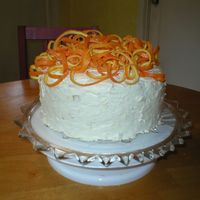 Cotton-Pickin Cake This cake is made with mandarin oranges and frosted with Cool Whip, vanilla pudding and crushed pineapple--which makes it really light and...