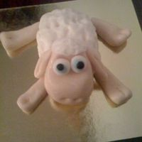 Photo2.jpg Practised making a fondant sheep.