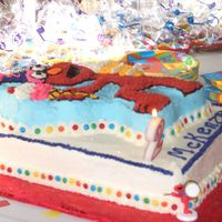 Elmo   2nd birthday party