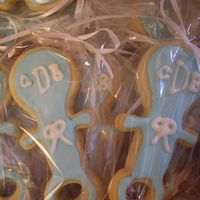 Rattle Cookies   Rattle Cookies made for Baby Shower...NFSC with Royal