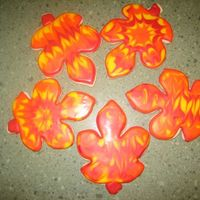 Fall Leaves NFSC with Toba's glace. These were so much fun to make!