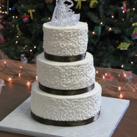 Co-Worker's Wedding Cake