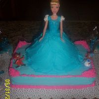 Cinderella, Ariel, & Cars First time baking it was my triplets 5th birthday, I'm very proud of myself if i did well for my first time imagine I could just get...