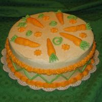 Carrot Cake-Just Messing Around For Us At Home