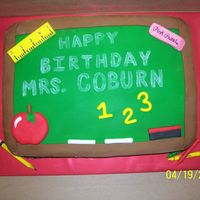 Teacher_Cake_002.jpg I MADE THIS ONE FOR A LADY WHO WANTED A CAKE FOR HER LITTLE GIRLS TEACHER.