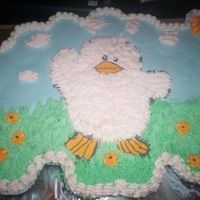 Webkinz Birthday Cupcake Cake   Chocolate cake iced in Toba's Buttercream. Inspired by another cc'er:)