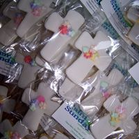 Confirmation/palm Sunday Cookies My Favorite Sugar Cookie Recipe, MMF, RI flowers