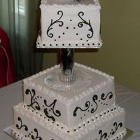 Black_And_White.jpg This was for a 65th birthday. It was a black and white affair.