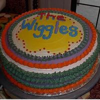 Wiggles I took the colors from a post they have on the show on one of the stages.