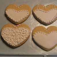Wedding Dress Hearts NFSC and royal flood.