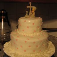 A Cake For A Christening Sorry for the last picture. It was a mistake!!!!!!!!