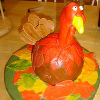 Silly Turkey I made the turkey to take to Thanksgiving since my sister in law is making the real one. It sank a bit, but overall turned out cute. I...