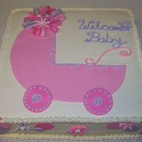 Abler Shower Idea from mmichelew. I just changed the colors! Mother to be loved it, however I was not happy with the icing! Oh well - they ate it all so...