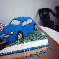 My Husband Birthday Cake Car