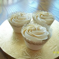 Lemon Lavendar With Lemon Filling, Lavendar Icing