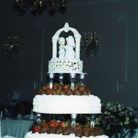 Shannon's Wedding Cake