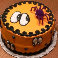 Spooky Eyes I just had fun with this one! Looked at ideas right here on Cake Central!