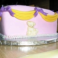 (Another View Of) Puppy Cake