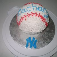 My First Sports Ballcake.